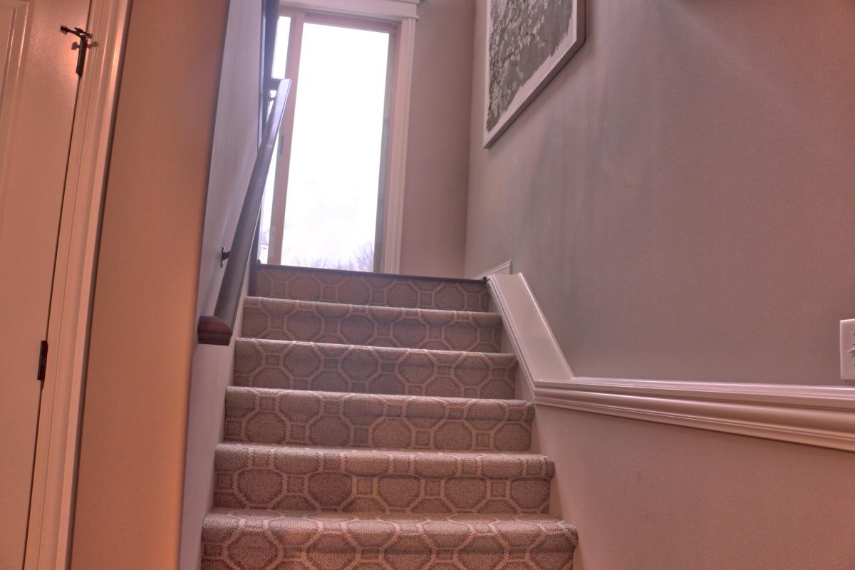 Carlee stairway
