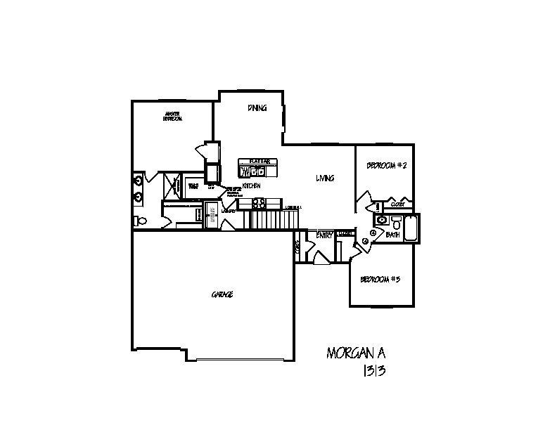 Morgan floorplan a