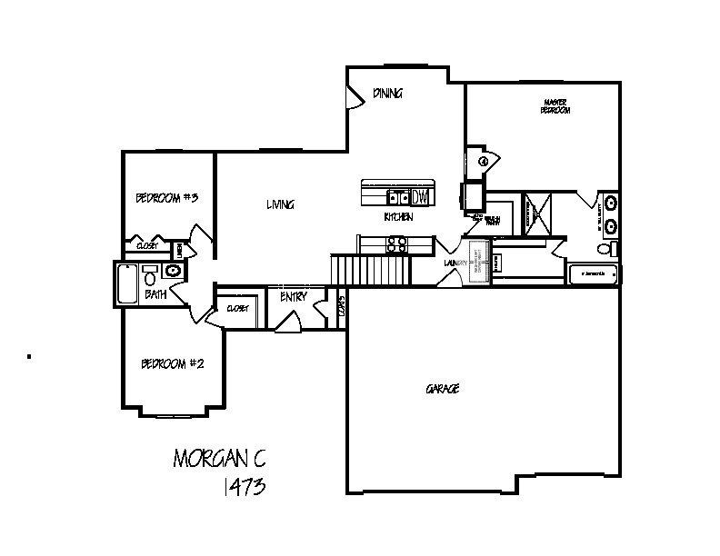 Morgan floorplan c