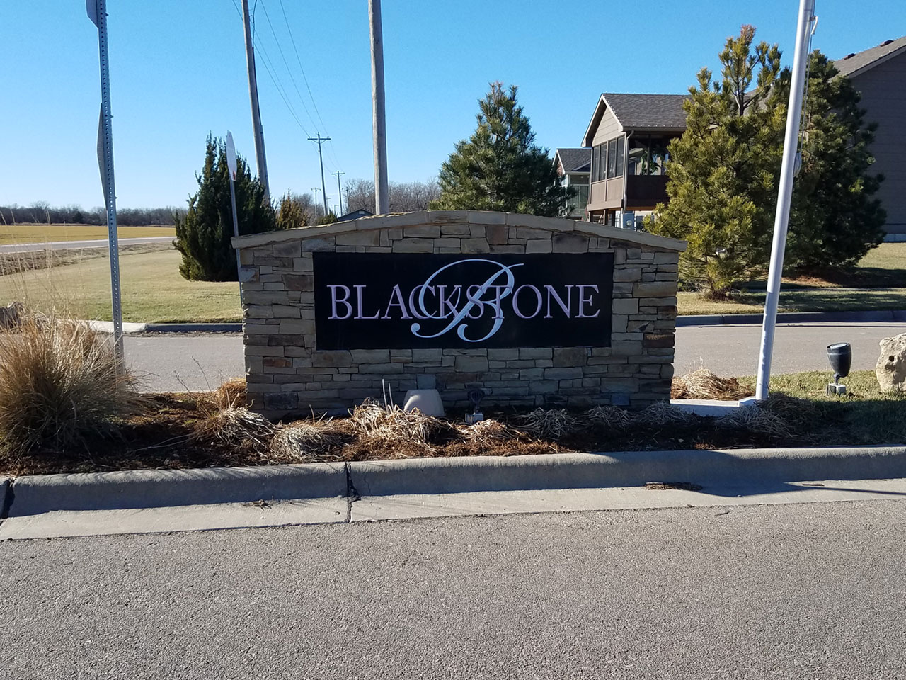 Blackstone community