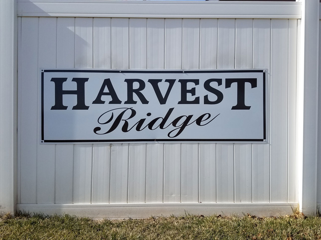 Harvest Ridge community