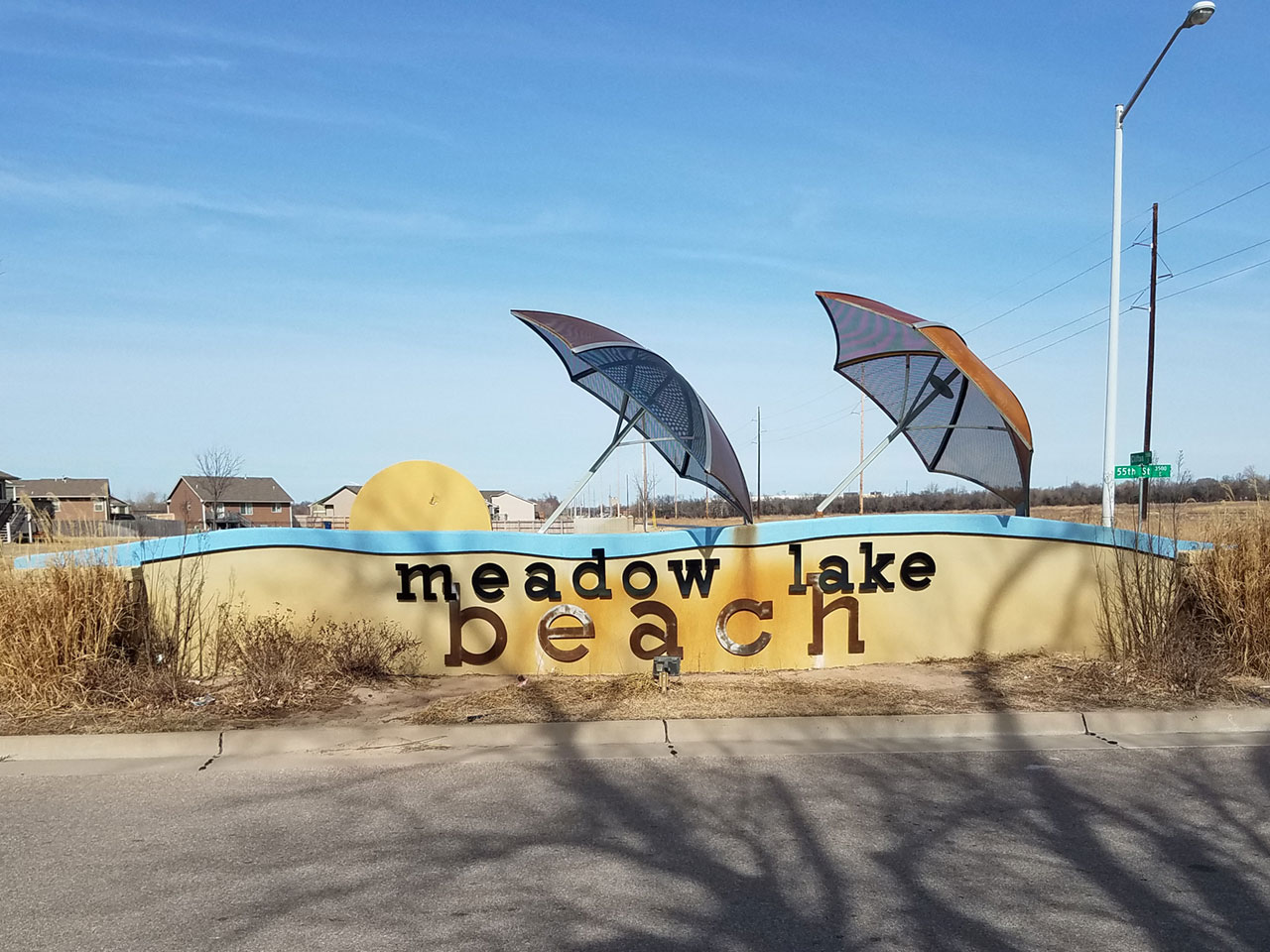 Meadow Lake Beach community