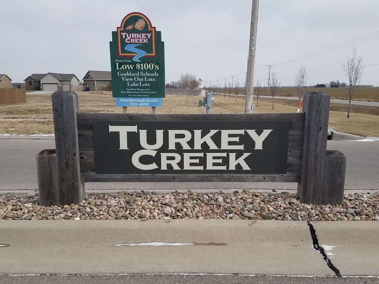Turkey Creek community