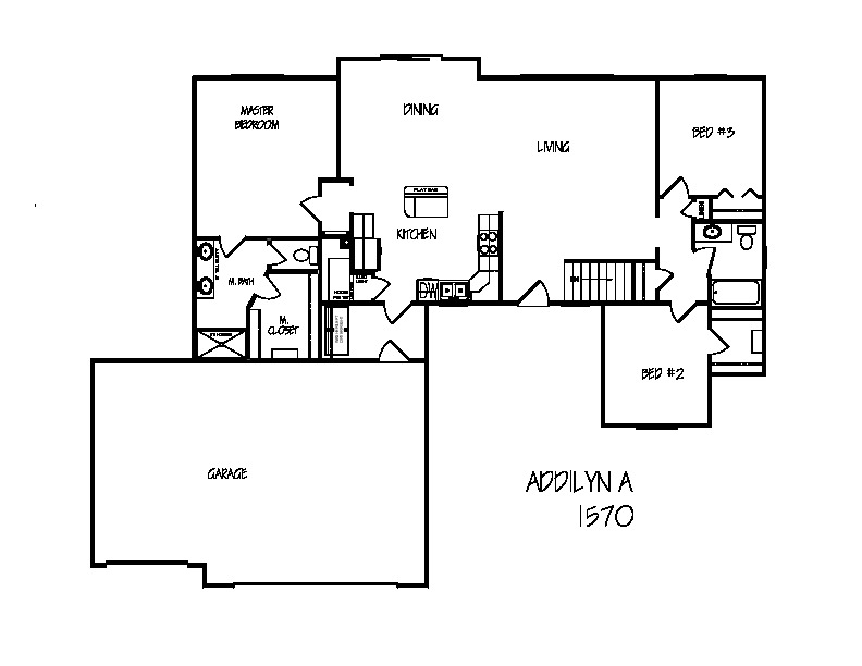 Addilyn A Floor Plan