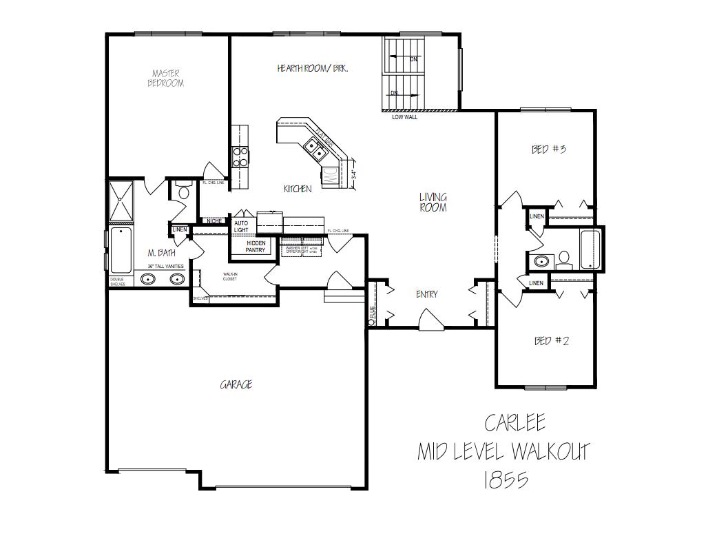 Carlee floorplan