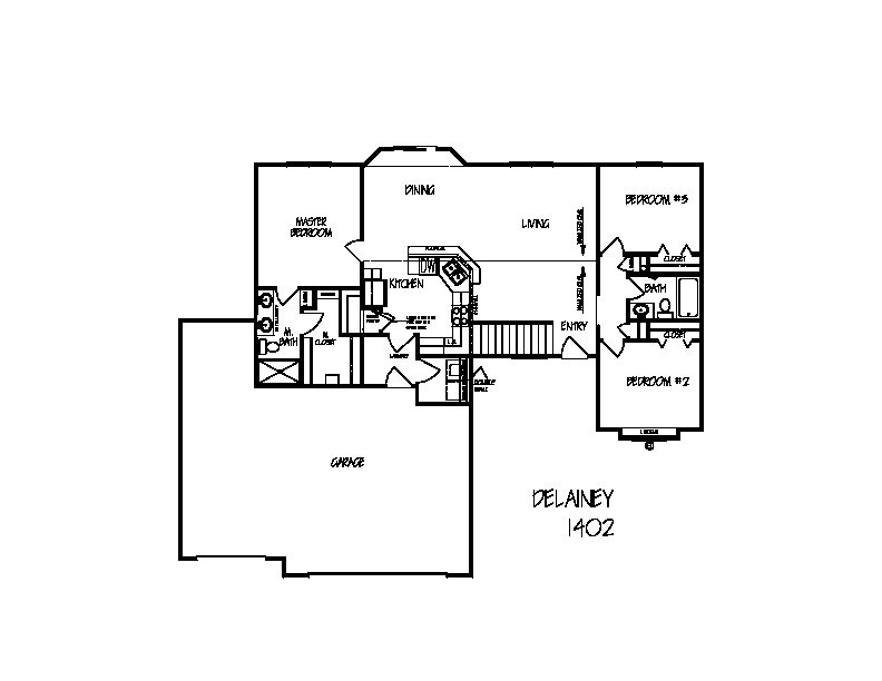 Delainey floorplan