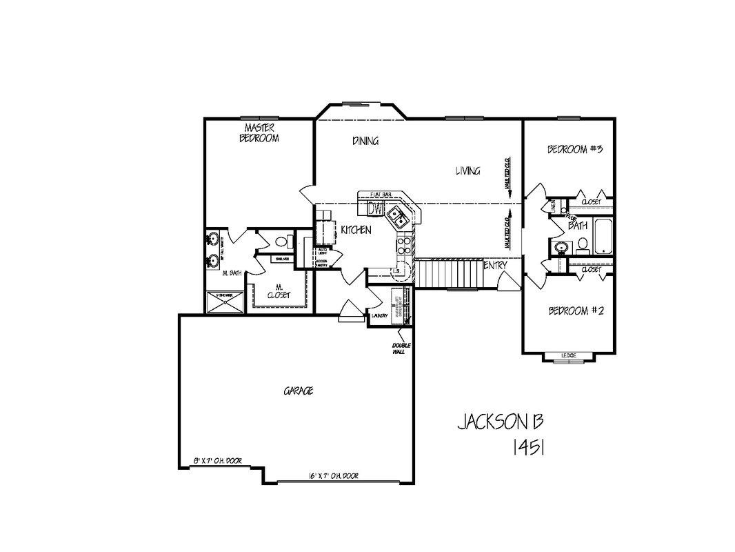 Jackson floorplan b